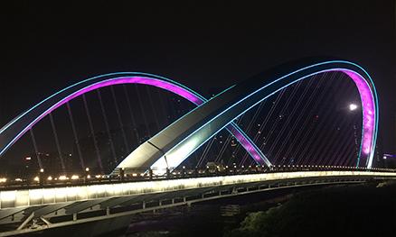 红星路跨线桥